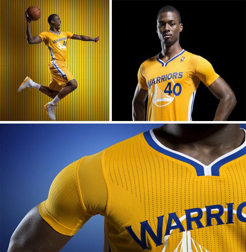 sale retailer ac9d1 c04ac Adidas – Golden State Warriors alternate uniforms 2013